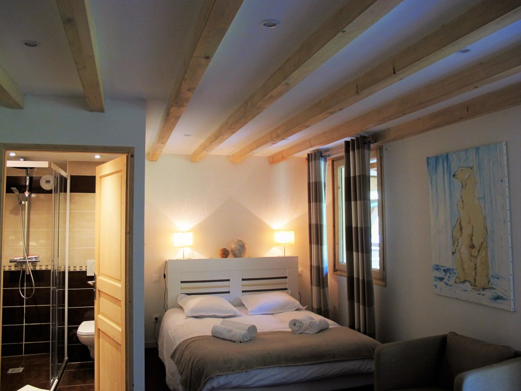 Finest Chalet With Chambre Chalet Montagne - Chambre Adulte Style ...